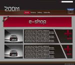 zOOm web template