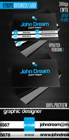 Stripe Business Card Updated by panos46