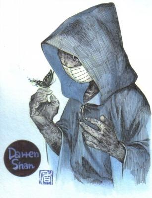 Fan Art - Harkat Mulds by DraculaNoir
