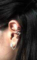 Ear Chain by pcanjjaxdcd