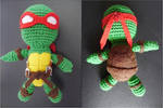 Crocheted Raph