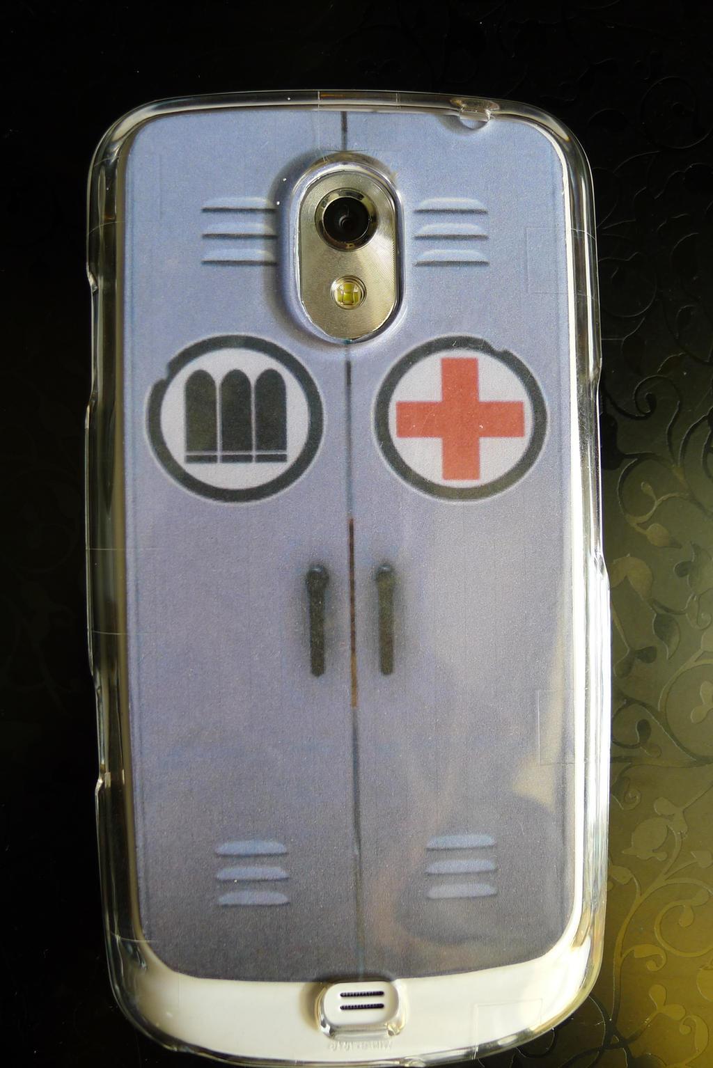 ... TF2 Resupply Cabinet Phone Case By Pcanjjaxdcd