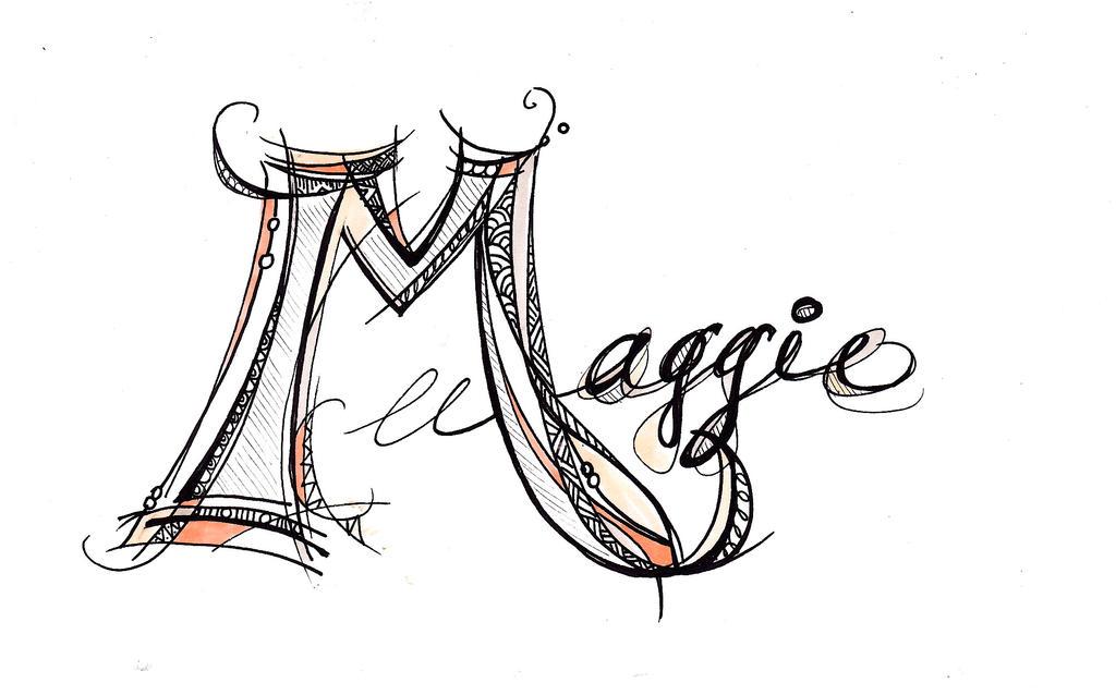 Maggie by pcanjjaxdcd