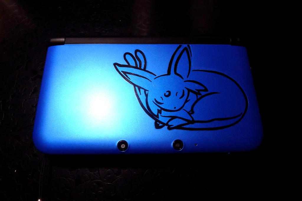 Espeon Decal 3DS by pcanjjaxdcd