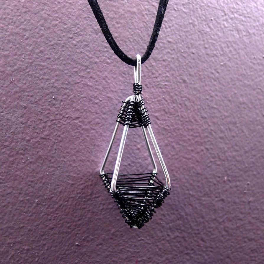 Woven Diamond Cage by pcanjjaxdcd