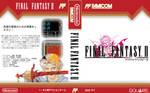 Final Fantasy II Famicom UGC Cover Art
