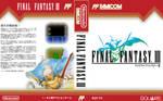 Final Fantasy III Famicom UGC Cover Art