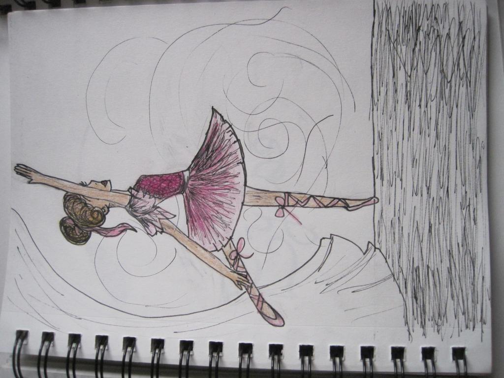 Ballerina by CrapILostTheGame1999