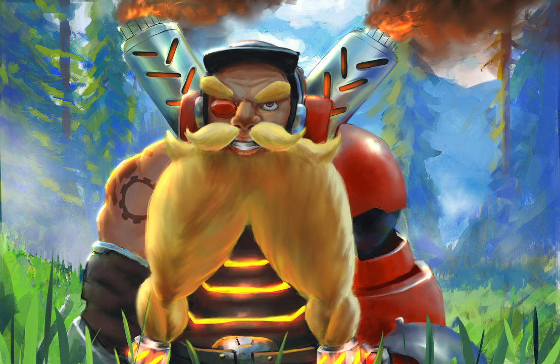 Torbjorn by Shafaqskull