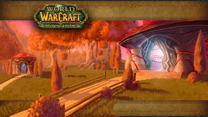 Eversong Woods Loading screen
