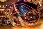 Pyrrhia ball-Queen Draco