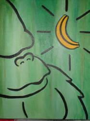 Banana envy by stockholmsyndrome
