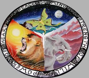Spiritual Plate