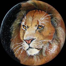 Aslan Ceramic Plate