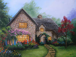 Cobblestone Cottage
