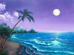 Oahu Moonlight