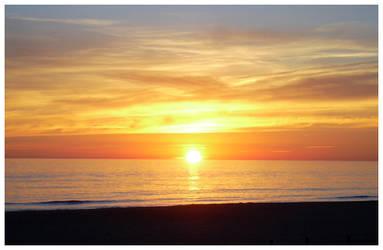 Sunset in Vilamoura