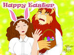 Happy Easter 2017 by OMIT-Story
