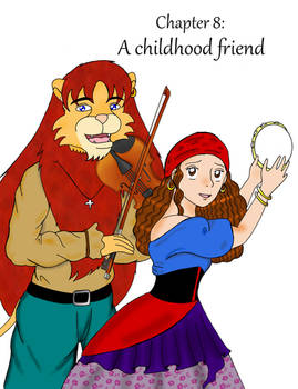 Chapter 8: A childhood friend