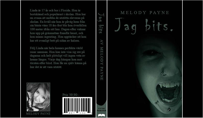 Bookcover by BrandNewFuckup