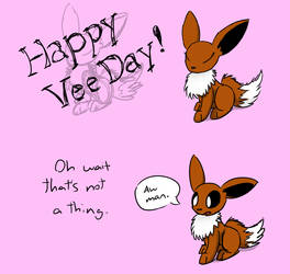 Vee Day by hlavco