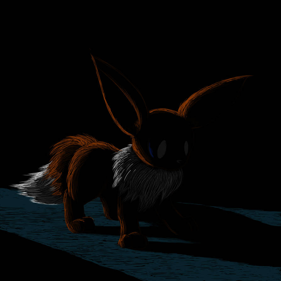 Eevee in the Dark