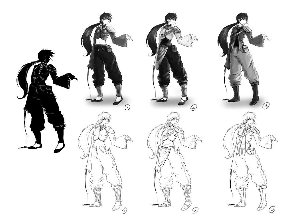 Character Design Price : Jasleena jessica deviantart