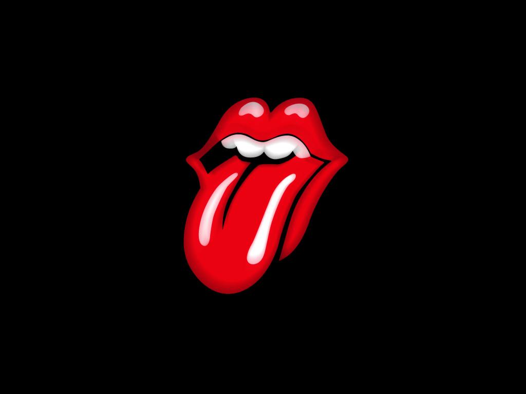 Rolling stones lick top