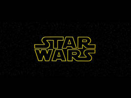 Star Wars Logo by JohnnySlowhand