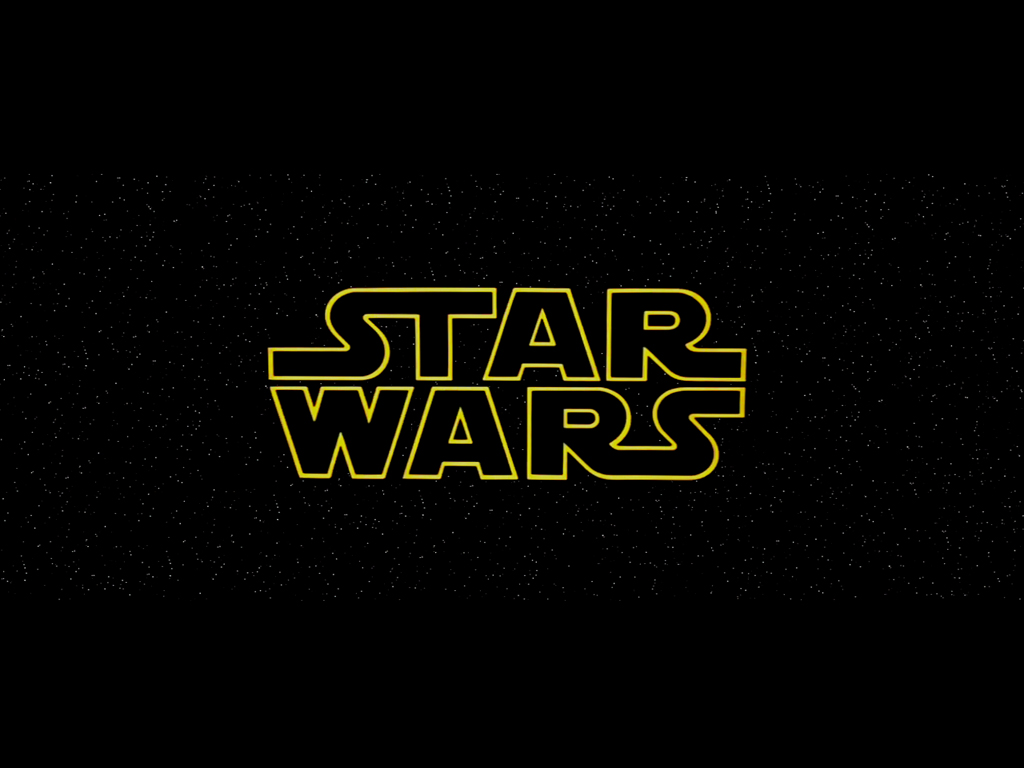 Star Wars Logo by JohnnySlowhand