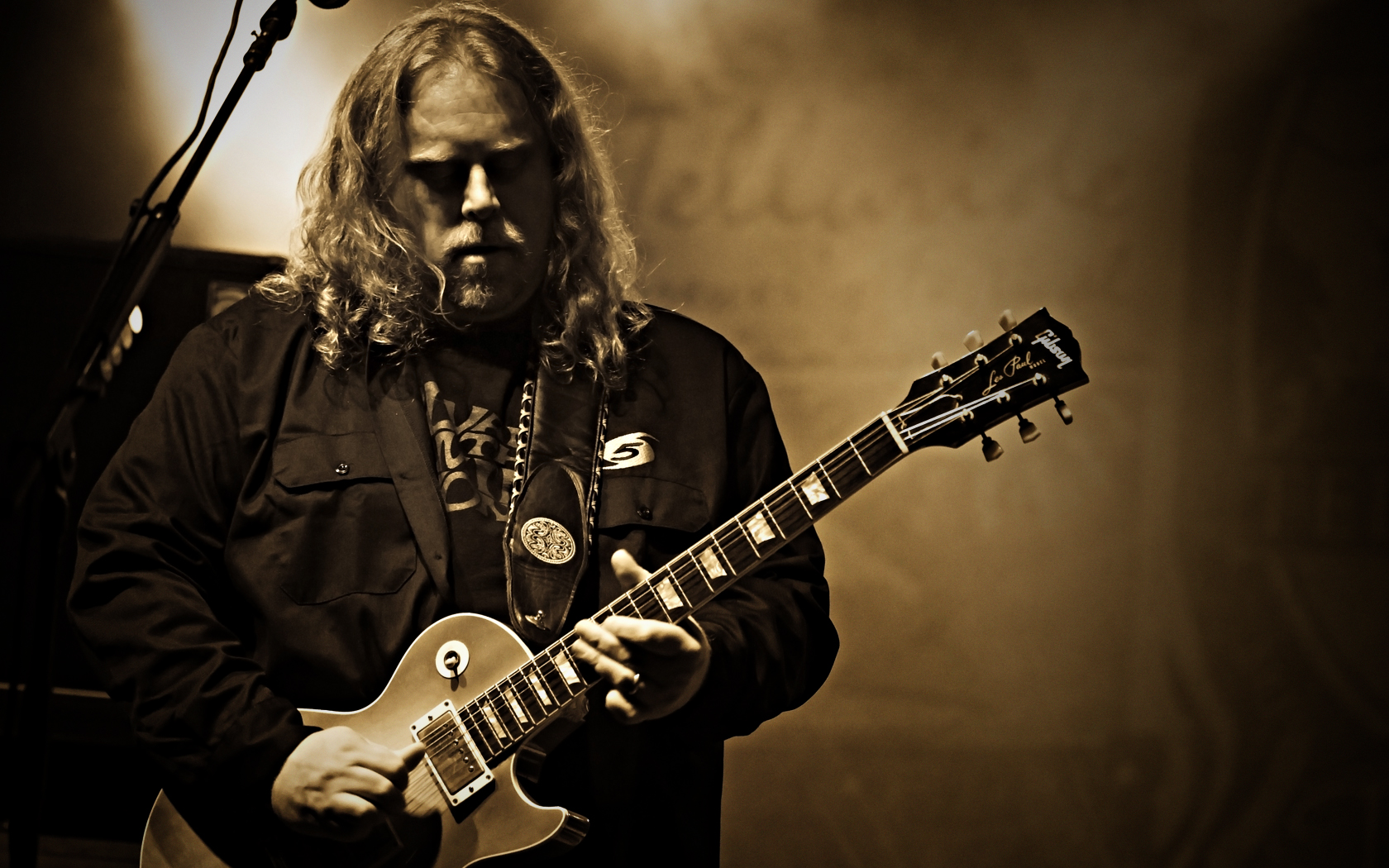 Warren Haynes Wallpaperers by JohnnySlowhand