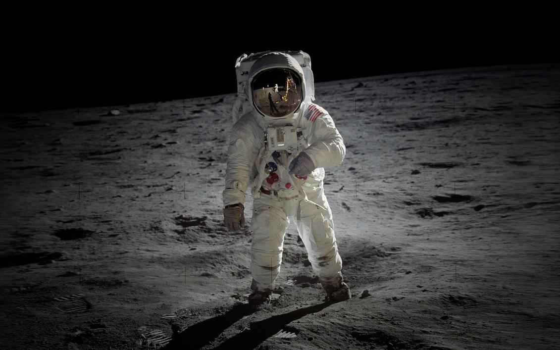 Apollo 11 by JohnnySlowhand