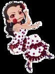 Graceful Flamenco Dancer