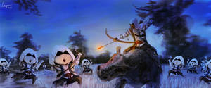 Assassins creed 3 CONNOR by Chenjunnn