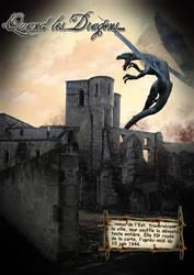 When Dragons... by AZZUNEL