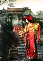 Asian Sorceress