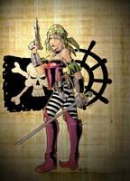 Galeth Piratilla by nishart