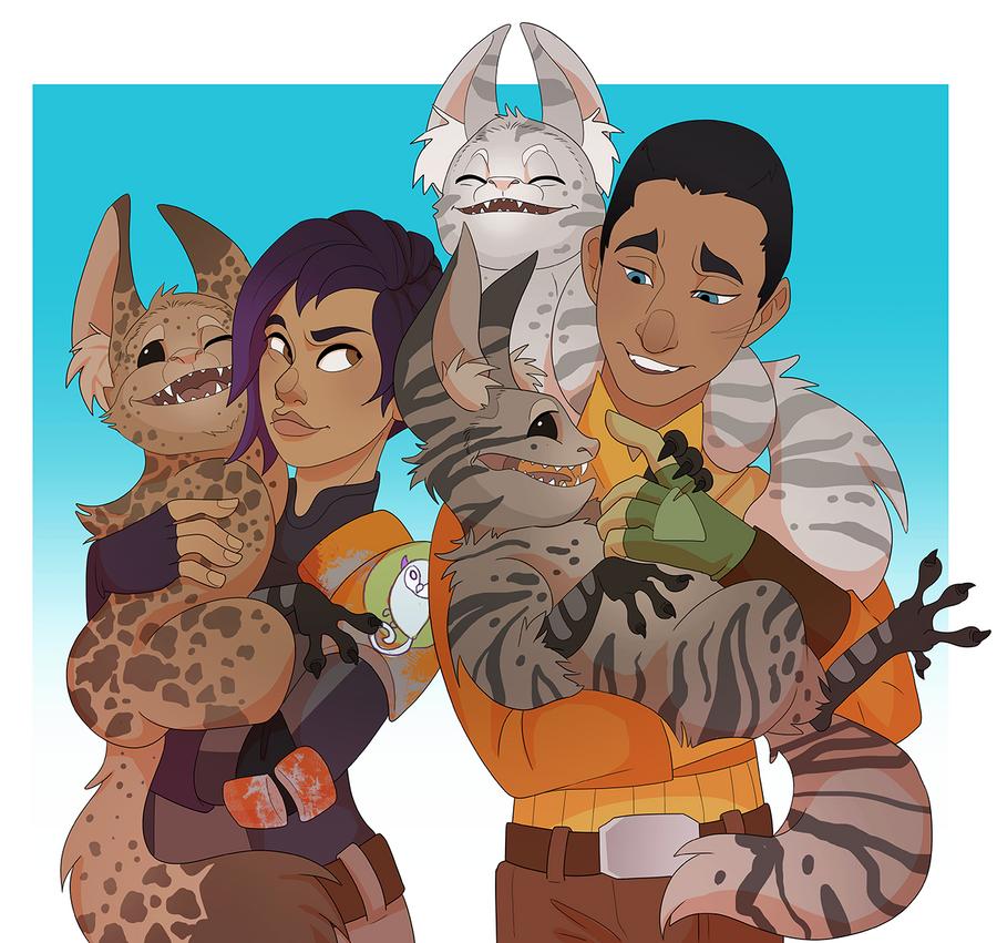 Loth-kitties