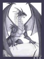 Dragon by evs-eme