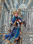 Gods, protect me - Sophitia SCIII by evs-eme by evs-eme