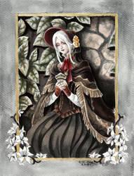 The plain doll - Bloodborne by evs-eme