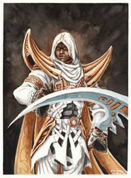 Zasalamel - Soul Calibur VI by evs-eme
