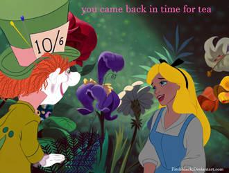 You Came Back My Dear by pitchblack1994