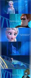 Elsa - Syndrome 6 by pitchblack1994