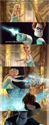 Elsa - Syndrome 7 by pitchblack1994