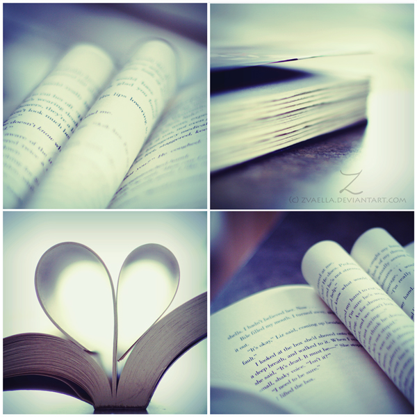 :book love: by zvaella