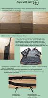 Wip Arya Vest by SilverGrayDash