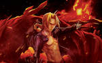 Full Metal Alchemist: Edward Elric by Nightfall1007