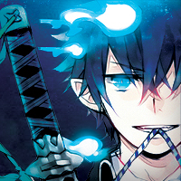 Blue Exorcist: Rin Okumura Avatar by Nightfall1007