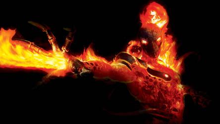 Killer Instinct: Cinder